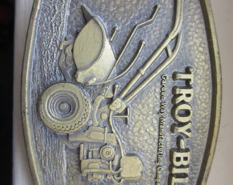 TROY-BILT Metal Belt Buckle-Rototiller