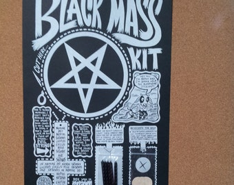 DIY Black Mass Kit by Friend Prices