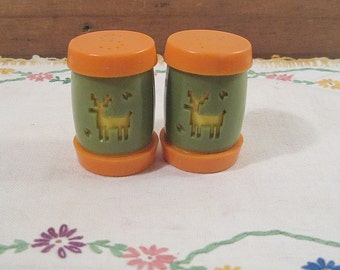 St Labre Indian School Salt and Pepper Shakers