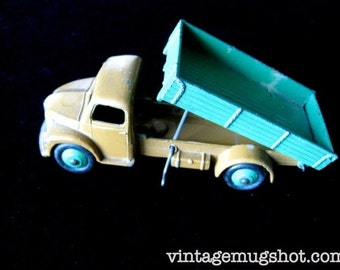 Vintage 50's Dinky 30MM Dodge Rear Tipping Dump Truck 1950-1954 exc.