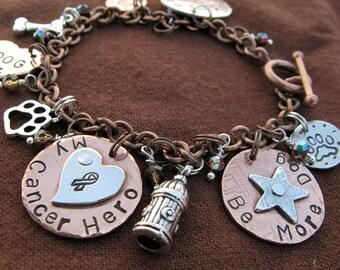 CUSTOM Charm Bracelet (Examples)
