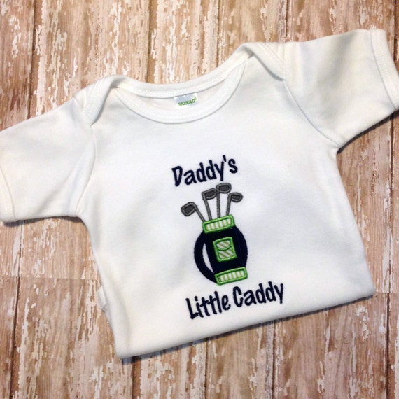 baby golf shirt baby shower gift for dad father 39 s day gift