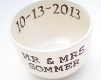 personalized wedding gift ring dish bridal shower gift wedding gift wedding ring holder custom ring pillow personalized custom wedding date
