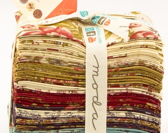 Atelier - Fat Eighth Bundle by 3 Sisters for Moda Fabrics