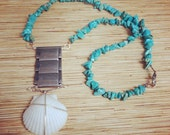 Watch Link Necklace