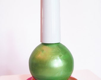 Key Lime- Natural Non-toxic Nail Polish