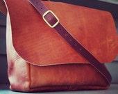 Horween Leather Postal Mailbag (Messager Bag)