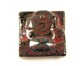 Buddha Belly Tile - 2 inches