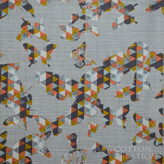 Poster Weights Etsy: Designed Cotton Fabric Quilting Weight Prints Indelible