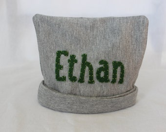 The Ethan- Personalized baby/children's hat