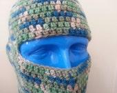 crochet nade mask or hat
