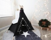 13-14  Star Tree Tent (Hexangular Design)
