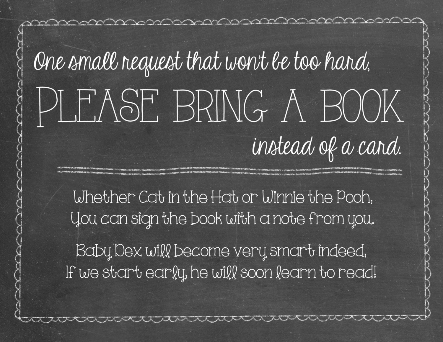 Superb image pertaining to bring a book instead of a card free printable