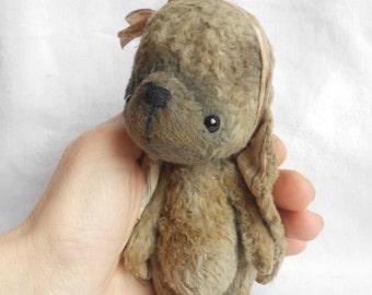 PDF file for little rabbit 5,5 inch by Sylvie touzard