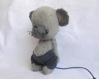 PDF file sewing pattern for 5 - 5,5 inch Mouse
