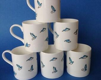 Bird In Flight Mug