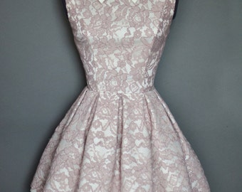 GINA LACE Dress