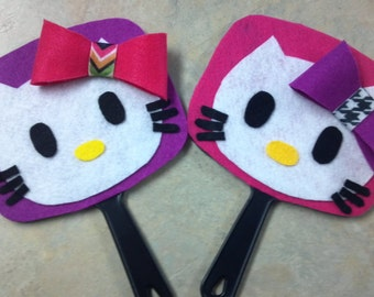 Hello Kitty Hand Mirror