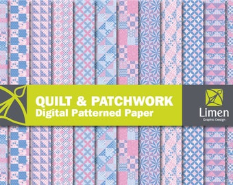 "Shop ""quilt patterns"" in Scrapbooking Supplies"
