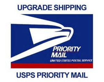 Upgrade your shipping to USPS Priority Mail