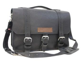"15"" Black Sierra Buckhorn Laptop Bag - 15-BUC-BL-LAP"