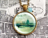 St.Paul's Cathedral - Vintage Necklace