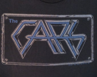 THE CARS 1980 tour TSHIRT