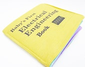 Cloth Book - Electrical Engineering Baby Book