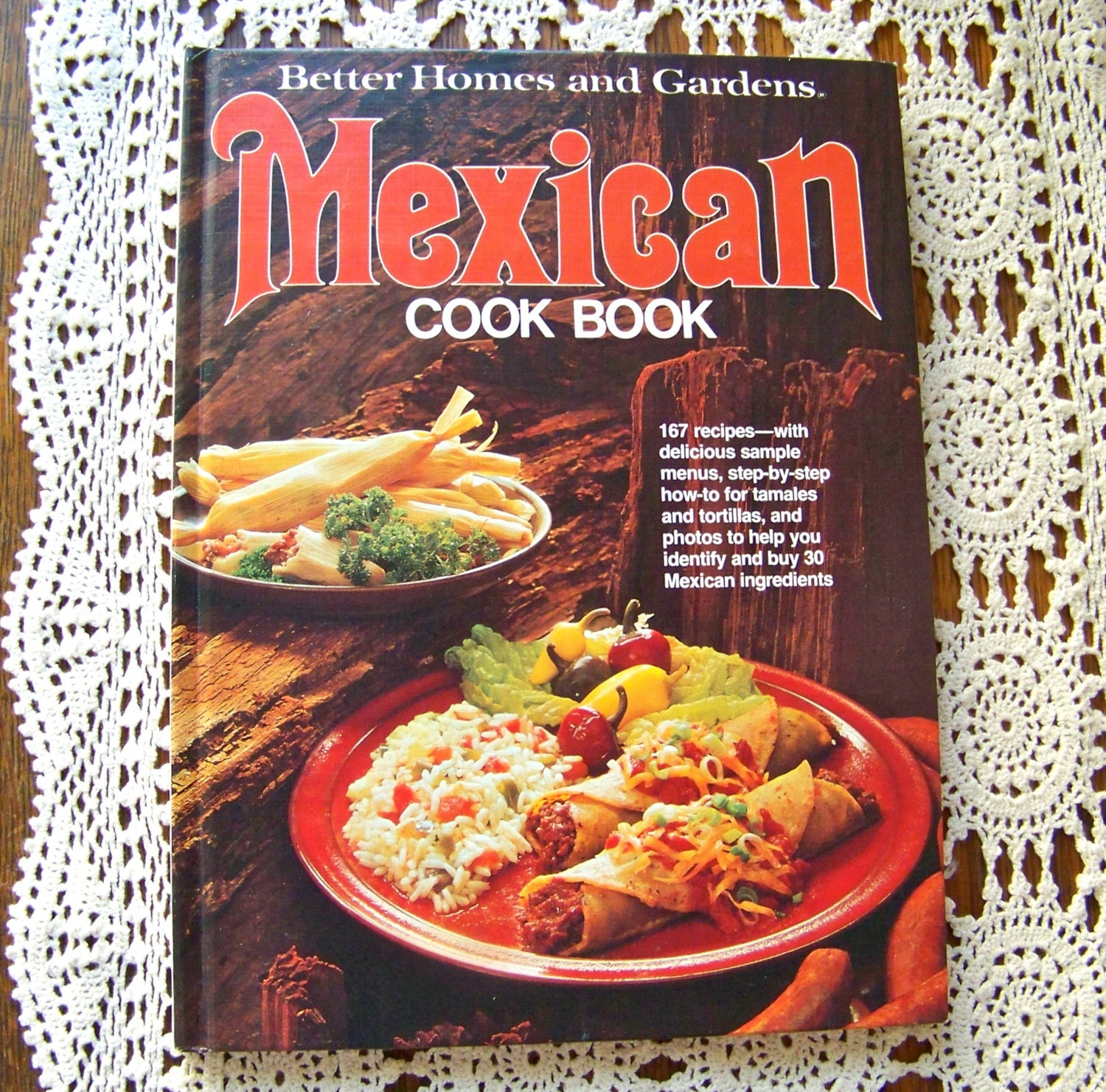 Vintage mexican cookbook better homes and gardens by - Vintage better homes and gardens cookbook ...