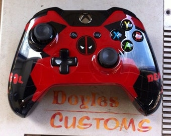 Custom xbox one controllers made to order