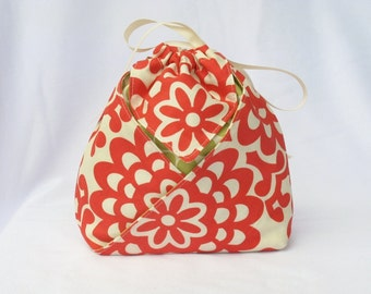 Origami Gift Bag - Lotus by Amy Butler
