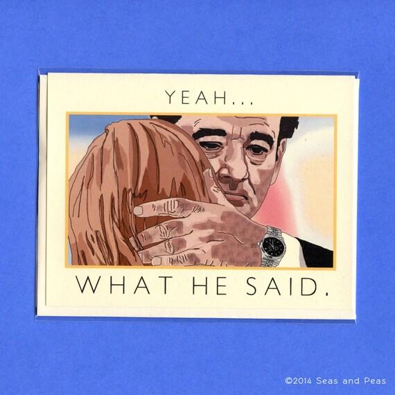 Funny Valentine Card - LOST IN TRANSLATION - Card - Funny Valentine