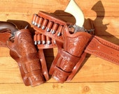 Cheyenne Double Holster & Belt