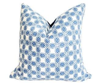 Tala Bluemarine Designer Pillow Cover single-sided 16x16