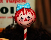 Mom's Killer Cake Pops Vintage Style  Rag Doll Cake Pops Custom Colors Available!!