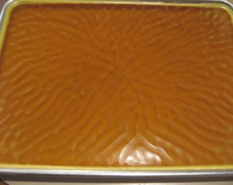 Filtered Golden Organic Beeswax 100% Raw Pure Bees wax 3 Lb ( 3 pounds ) Free shipping!