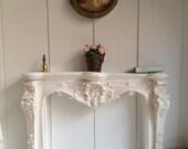 fireplace dollhouse scale 1.12
