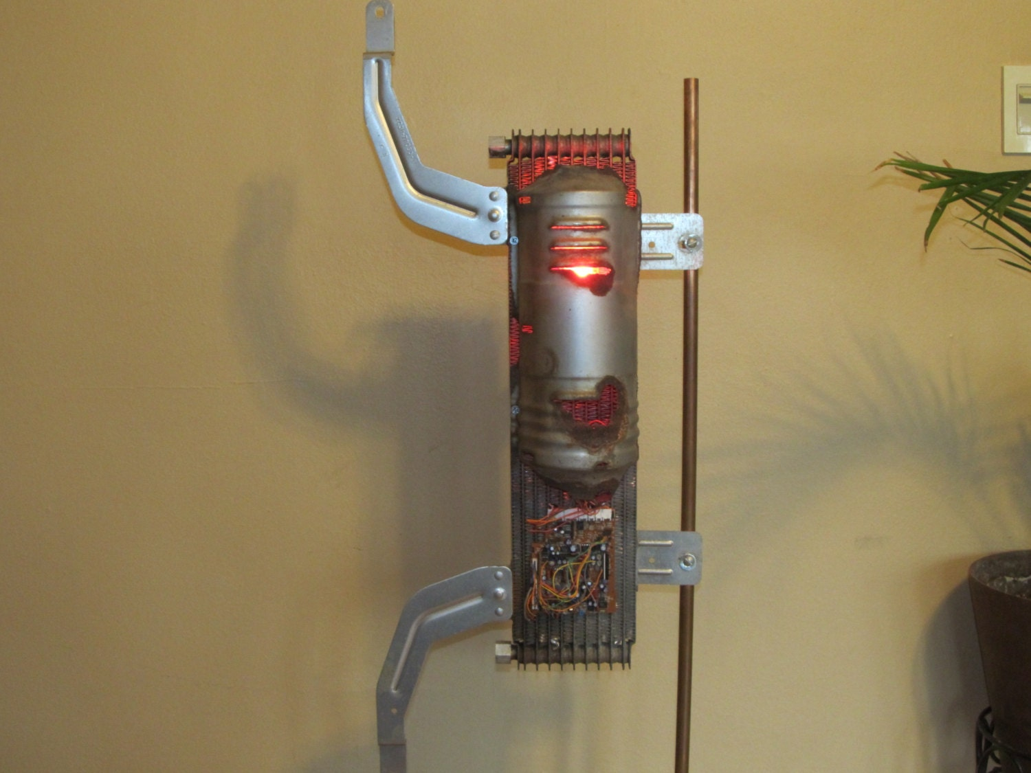 THE GUARDIAN Steampunk Mod Lamp steampunk buy now online
