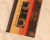Guardians of the Galaxy Awesome Mix Vol. 1 pocket memo book