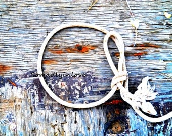 Alphabet Letter a Photograph Digital Rustic Rope Western Instant Download 5 Photographs