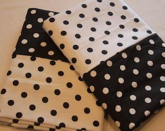 Black and White Pillowcases Pillowcases