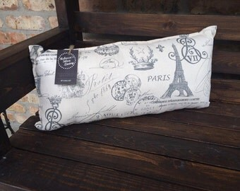 "Accent ""Paris"" Pillows"