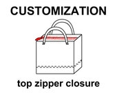 Zipper closure upgrade for your tote bag and backpack