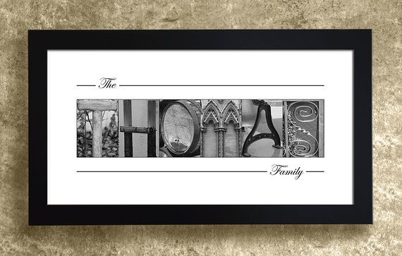 alphabet photography letters family name by alphabetartphotos With alphabet photography letters last name