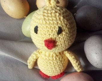 Peeper the Chickie Rattle