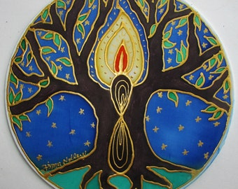 Tree mandala art, spiritual gift, spiritual, meditation, tree of life, metaphysical, pagan, wiccan, mandala, reiki,