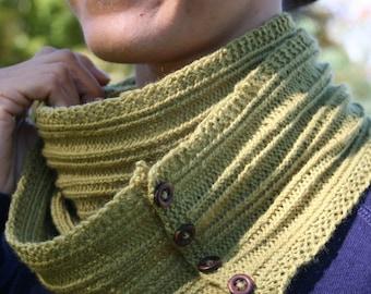 Knit cowl / scarf pattern