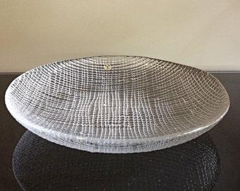 Peill Germany Glass Dish