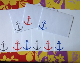 Anchor Letter Writing Set ~NEW~