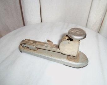 vintage pilot stapler model number 402 Industrial Office Decor
